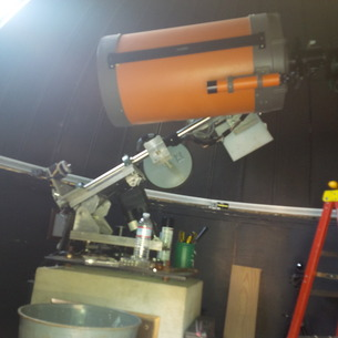 Co-Development and build of automated Telescope Mounts